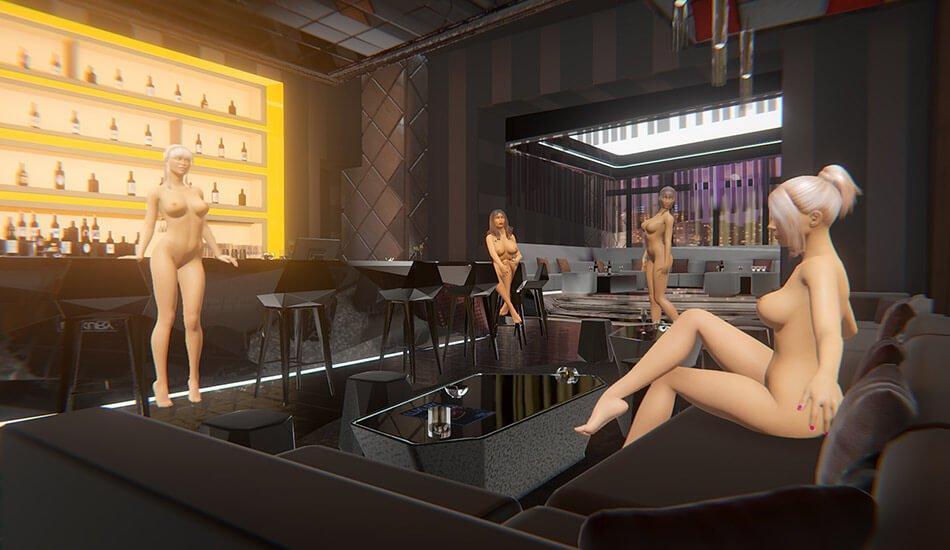 simulation Game - Real Girl VR