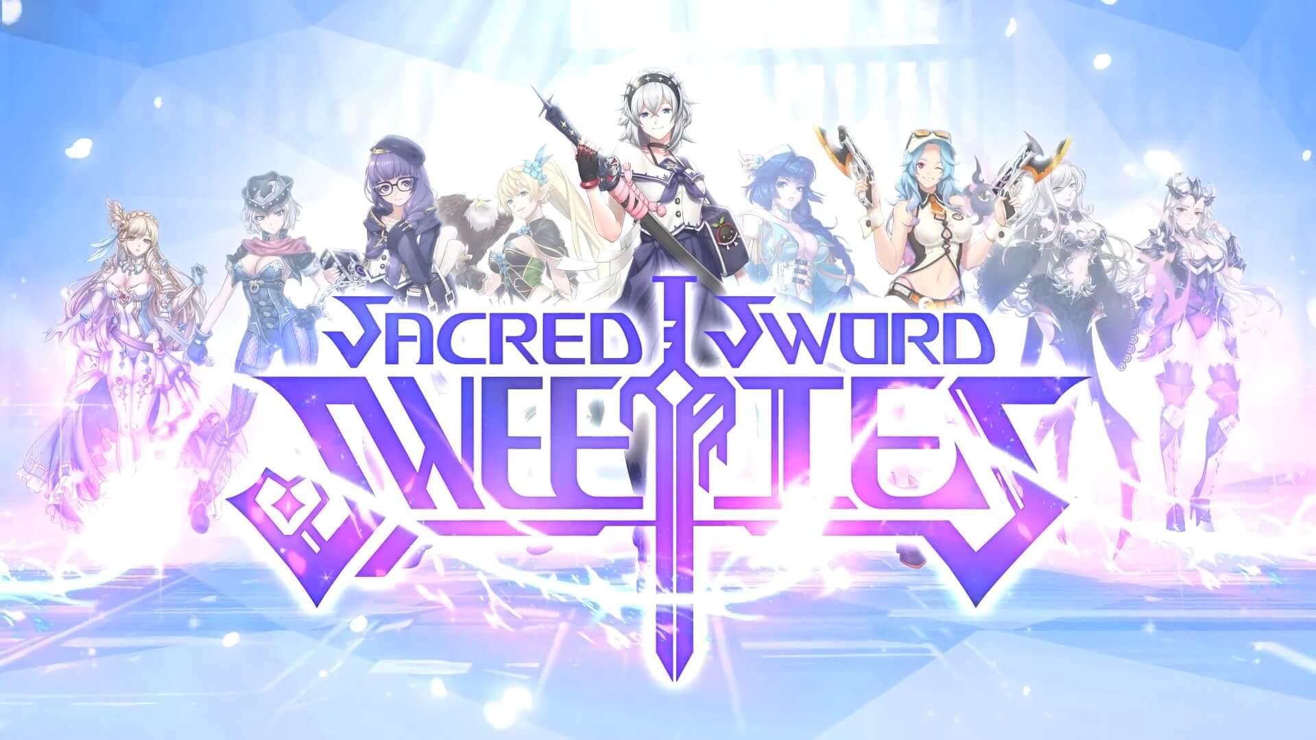 Sacred Sword Sweeties DL - Action Adventure Game