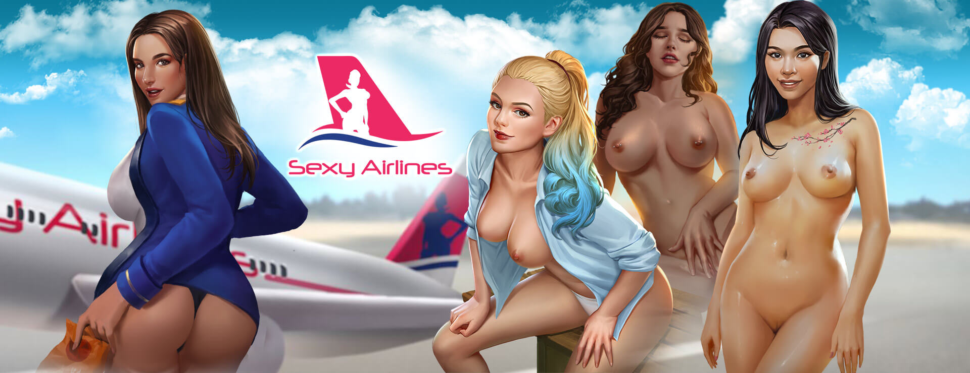 Sexy Airlines - Idle Game