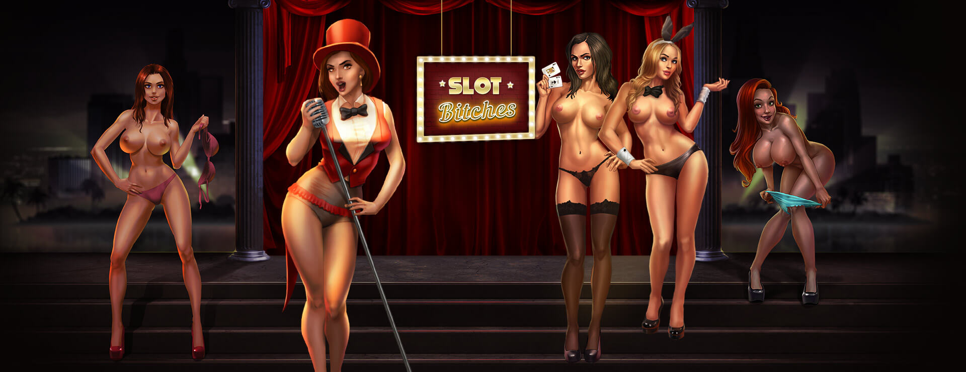 Slot Bitches - Casino Game