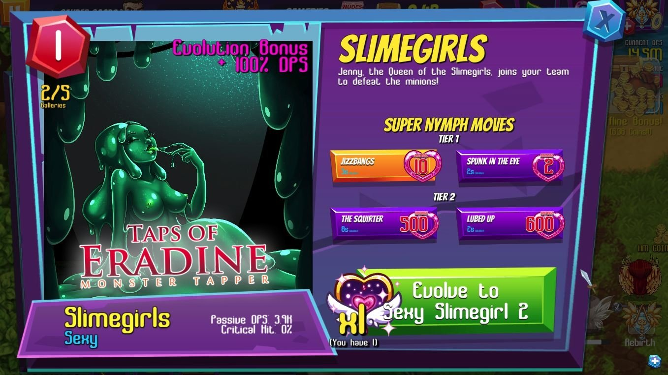 slime sex games