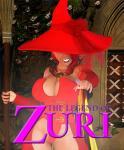 Hentai Game - The Legend of Zuri