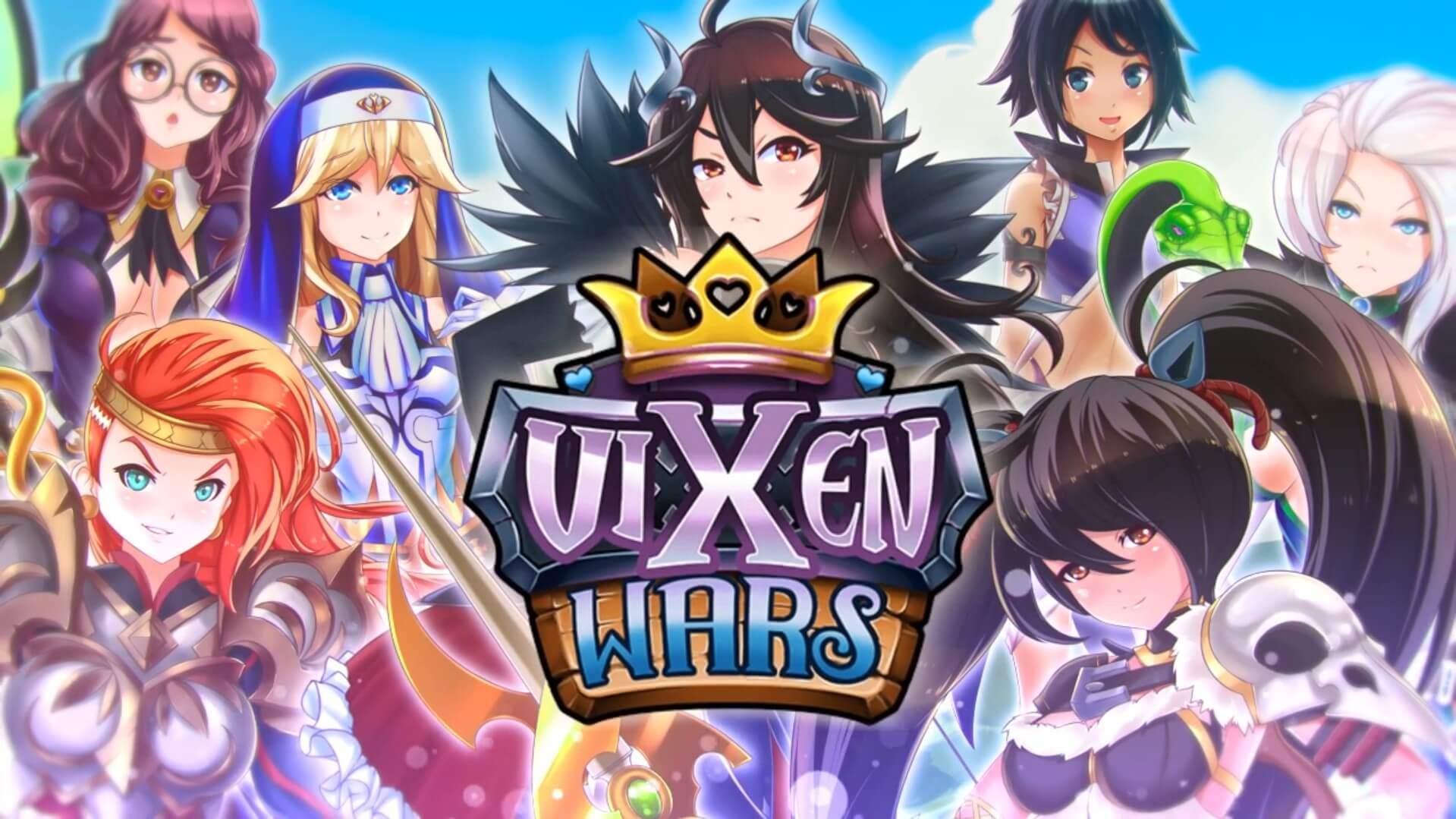 action-adventure Game - Vixen Wars