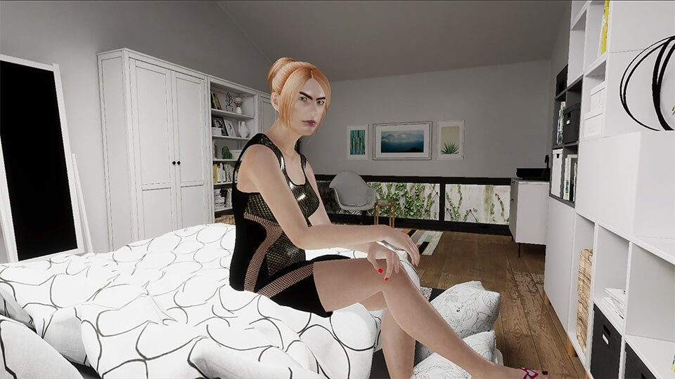 simulation Game - VR Katherine