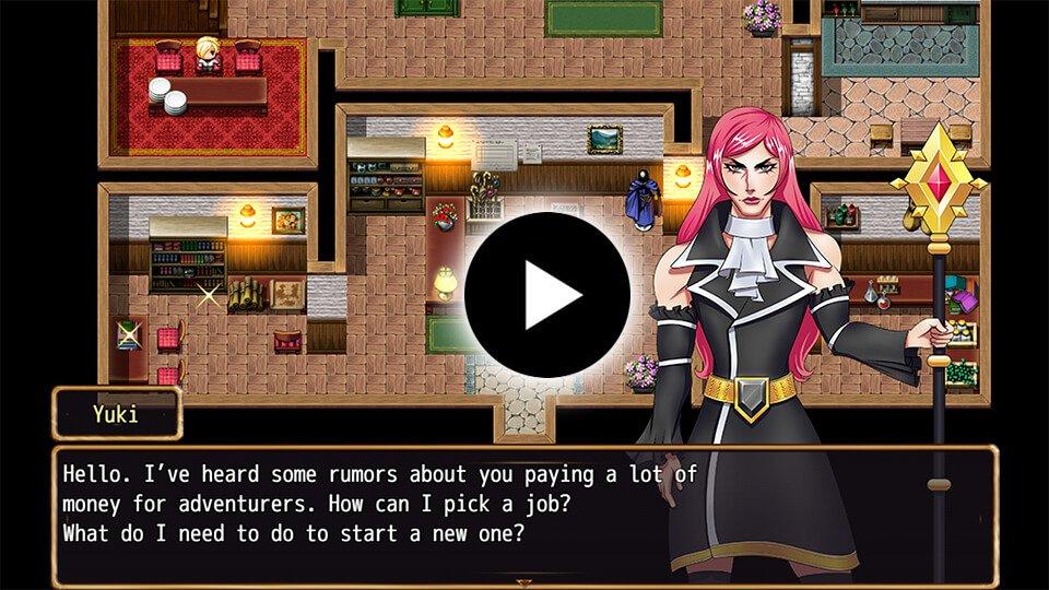 Yuki's Tale - RPG Game