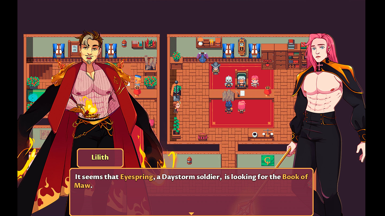 rpg Game - Yuki's Tale
