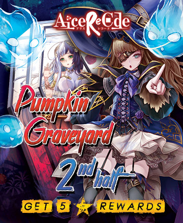 Alice Re:Code X Event
