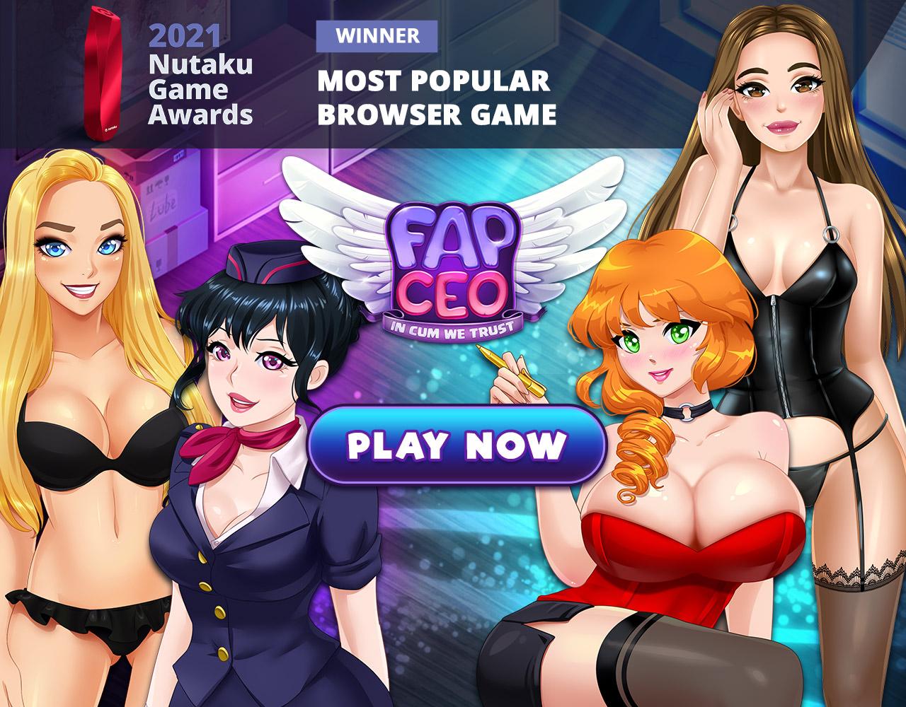 Nutaku Awards - FAP CEO