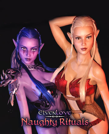 Elven Love: Naughty Rituals