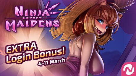 Ninja Maidens
